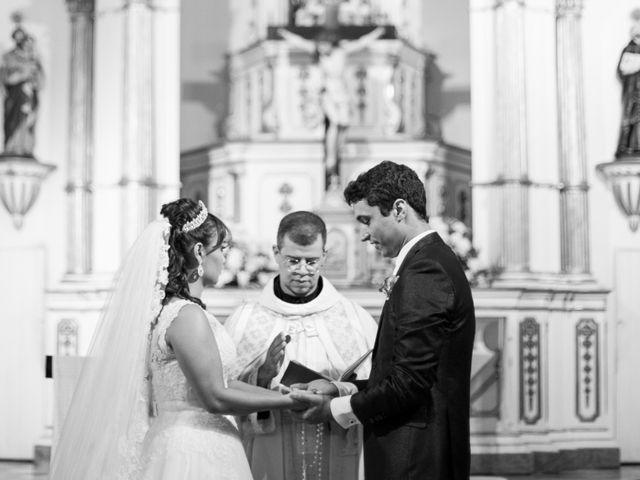 O casamento de Cíntia e Lucas
