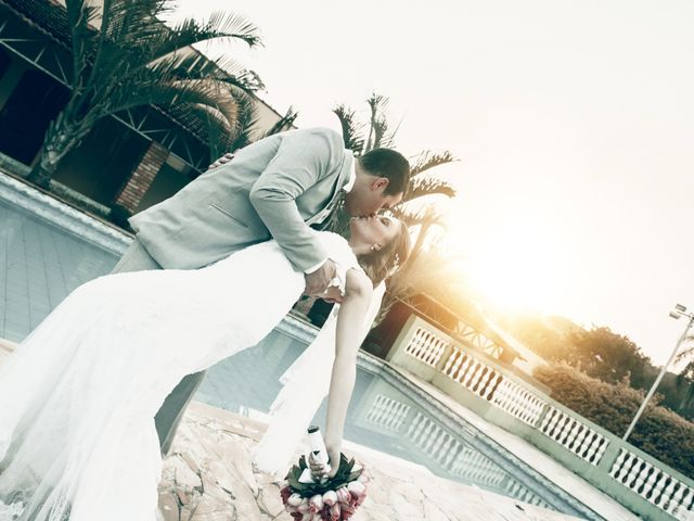 O casamento de Evelyn e Paulo
