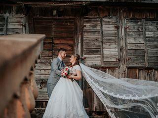 O casamento de Helen e Éric