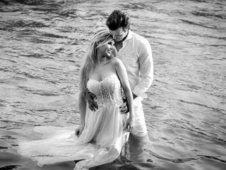 O casamento de Aline e Maikel