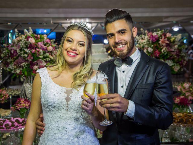 O casamento de Cláudia e Leonardo