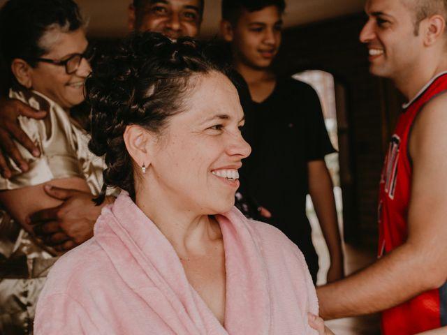 O casamento de Cristina e Cleide em Cotia, São Paulo 7