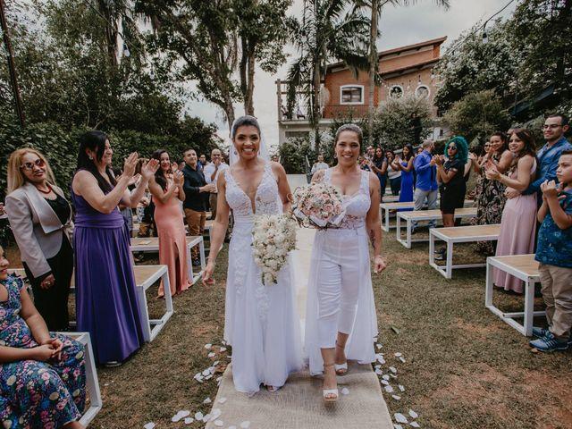 O casamento de Cristina e Cleide em Cotia, São Paulo 17
