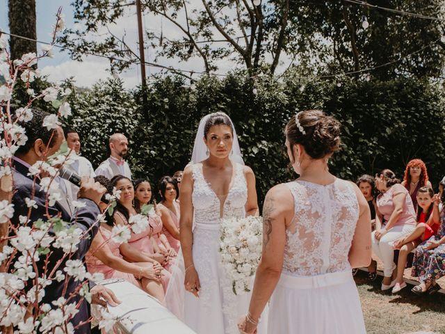 O casamento de Cristina e Cleide em Cotia, São Paulo 19