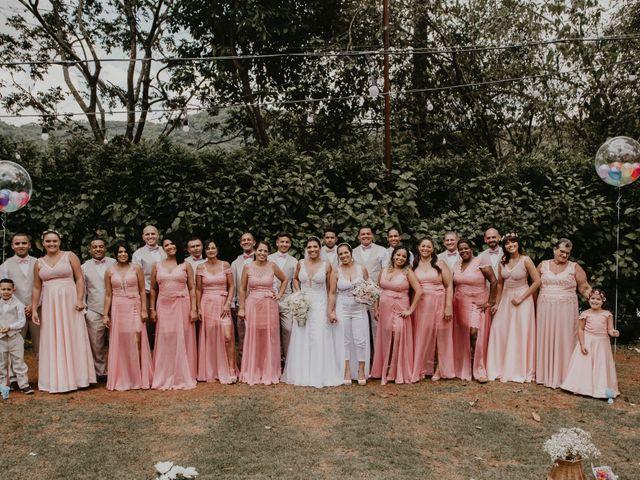 O casamento de Cristina e Cleide em Cotia, São Paulo 20