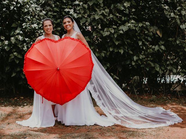 O casamento de Cristina e Cleide em Cotia, São Paulo 21