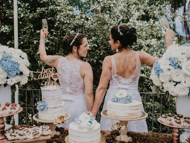 O casamento de Cristina e Cleide em Cotia, São Paulo 2