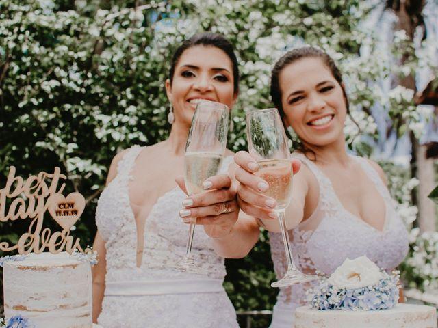 O casamento de Cristina e Cleide em Cotia, São Paulo 35