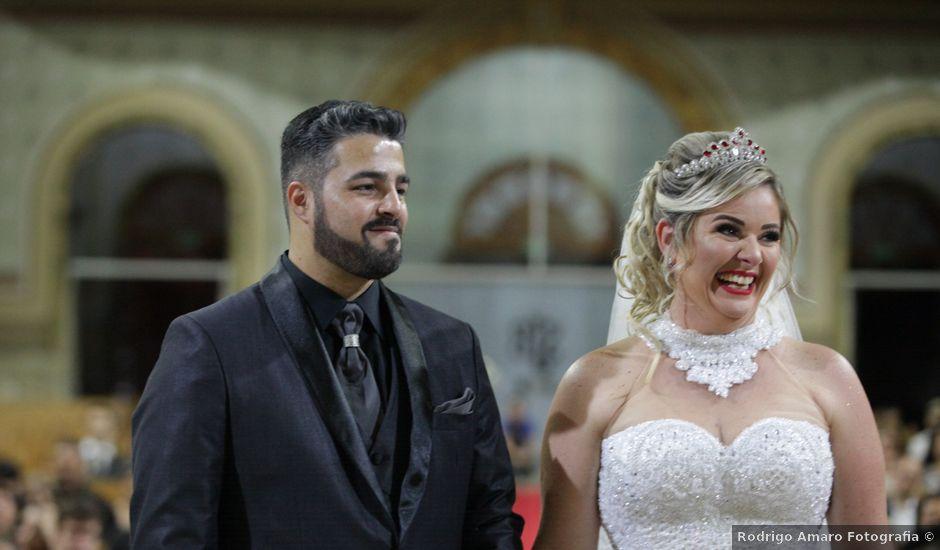 O casamento de Wellington e Juliana em São Paulo, São Paulo