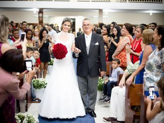 O casamento de Flávia e Vandro 1