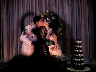 O casamento de Flávia e Vandro