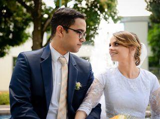 O casamento de Tallyta e Cleiton