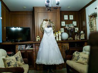O casamento de Adriele e Giovane 1