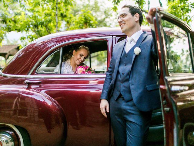 O casamento de Adriele e Giovane