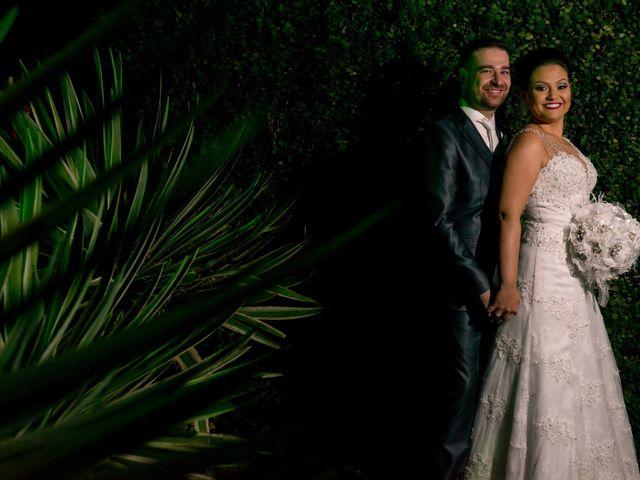 O casamento de Fernanda e Maicon