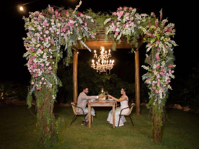 O casamento de Weverson e Sarah