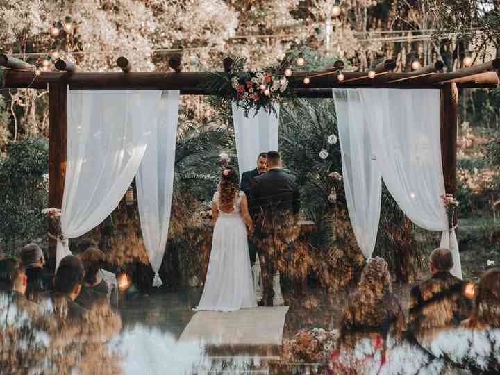 O casamento de Tamiris e Rodrigo