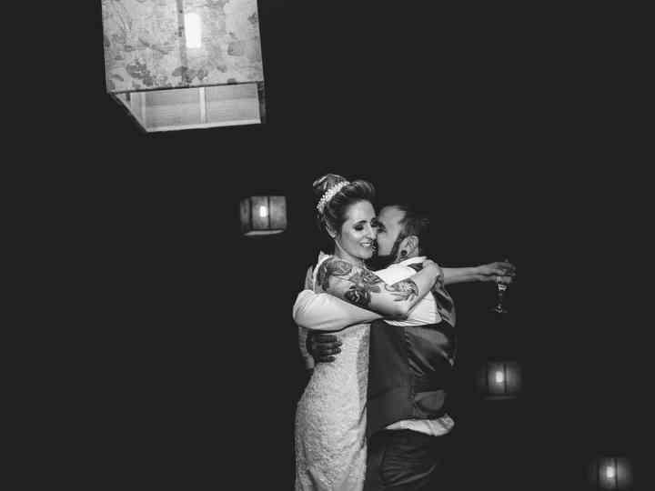 O casamento de Graziella e Juliano