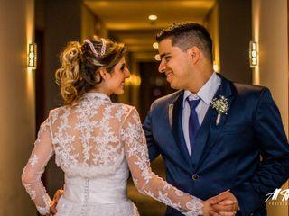 O casamento de Gabriela Lima Gatti  e Edson Gatti 1
