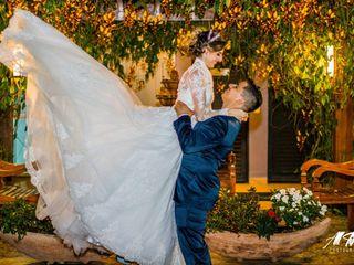 O casamento de Gabriela Lima Gatti  e Edson Gatti