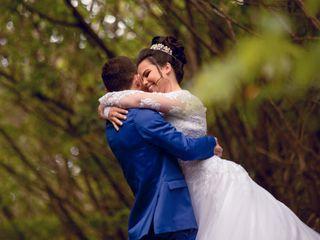 O casamento de Leomara e Clauber 1