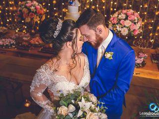 O casamento de Leomara e Clauber