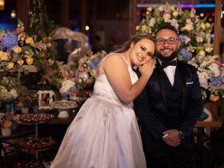 O casamento de Roberta e Filippe