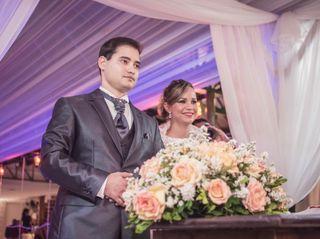 O casamento de Daniel  e Naiara