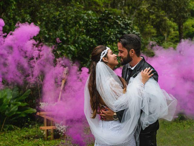 O casamento de Juliana e Alex