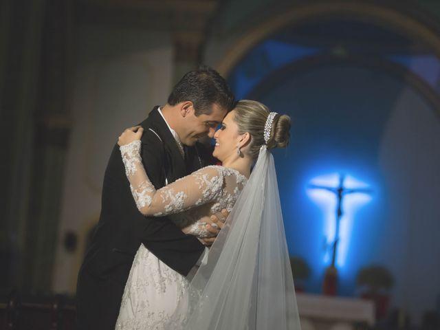 O casamento de Estela e Marcelo