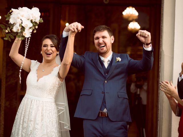 O casamento de Cynthia e Renato