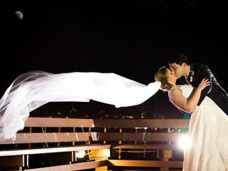 O casamento de Amanda e Henrique