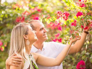 O casamento de Alinne e Marcio 1