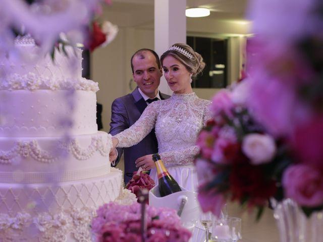 O casamento de Alinne e Marcio