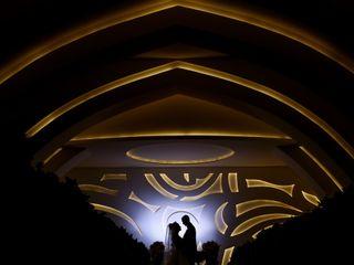 O casamento de Débora e Adriel