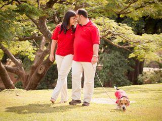 O casamento de Tamara e Aldo 1