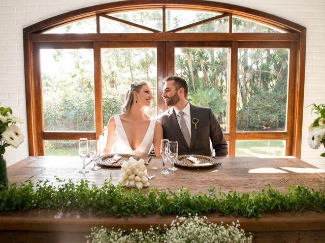 O casamento de Stephani e Felipe