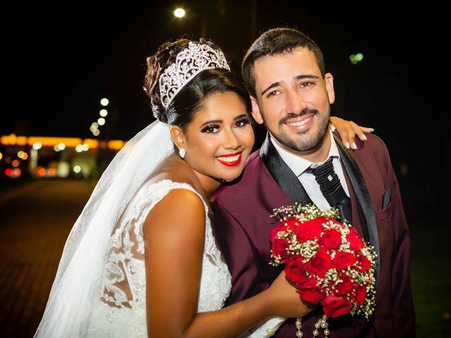 O casamento de Nayara e Daniel