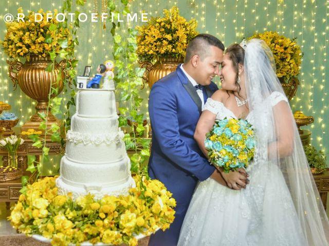 O casamento de Carlos Alexandre  e Grazielle em Duque de Caxias, Rio de Janeiro 4