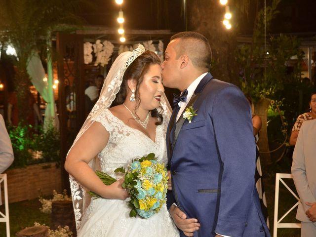 O casamento de Carlos Alexandre  e Grazielle em Duque de Caxias, Rio de Janeiro 23