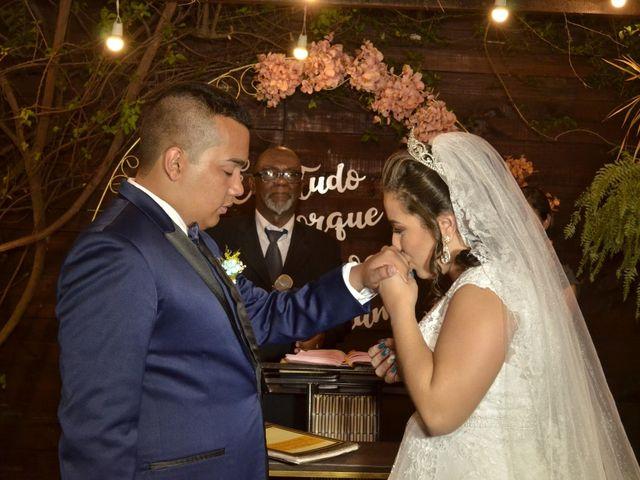 O casamento de Carlos Alexandre  e Grazielle em Duque de Caxias, Rio de Janeiro 24