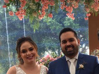 O casamento de Alana Araujo e Guilherme Gurgel 1