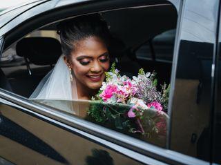 O casamento de Thays e Filipe 1