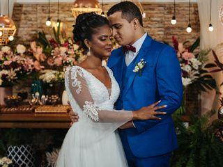 O casamento de Thays e Filipe