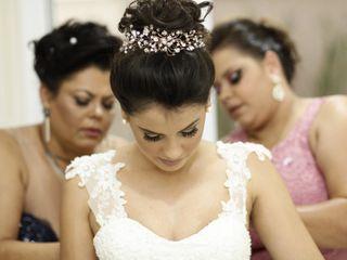 O casamento de Franciele e Diego 2