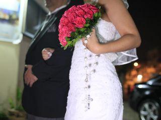 O casamento de Franciele e Diego 3