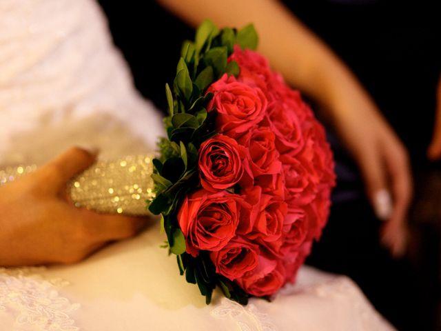 O casamento de Franciele e Diego