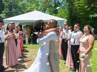 O casamento de Katharine e Bruno 1