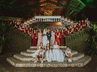 O casamento de Jennifer e Felipe