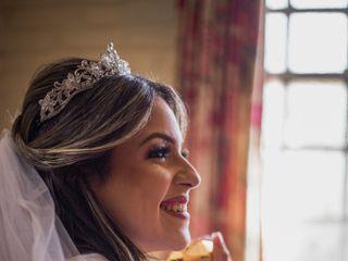 O casamento de Mariana e Weslley 3